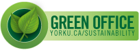 Green Office Logo http://www.yorku.ca/sustainability