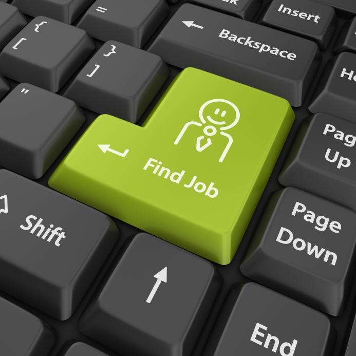 Keyboard-Job-Search