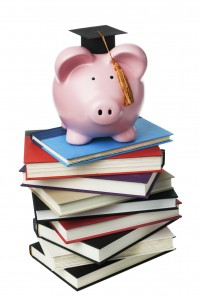 Graduate-Piggy-bank-and-books-200x300