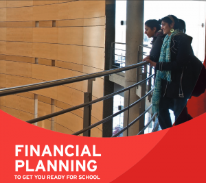 The Bennett centre for Student Services contains workshops on Financial Planning and Management.
