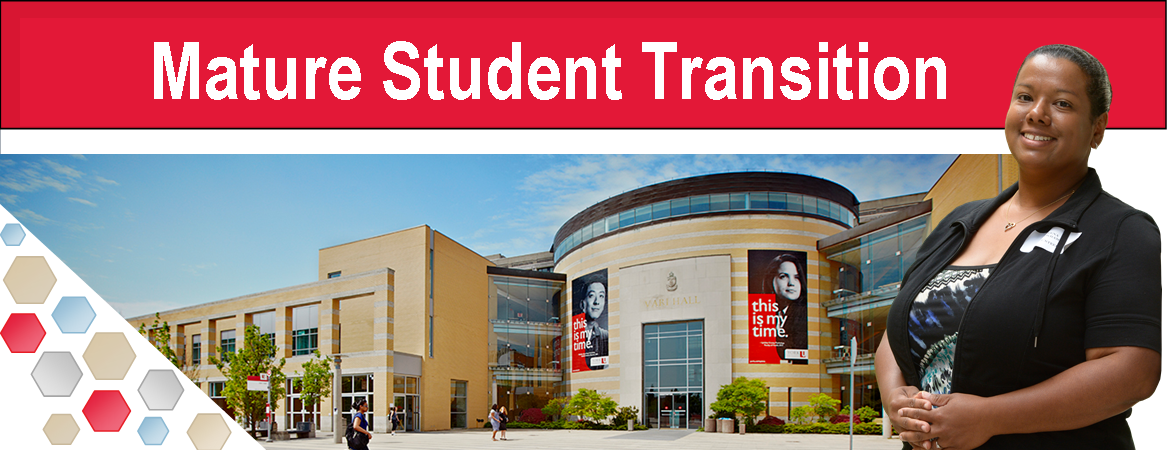 Mature Student Transition Event