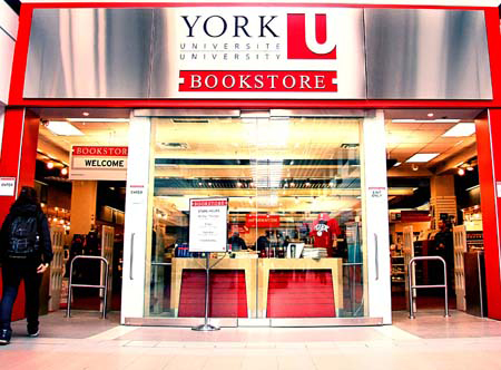 York Bookstore