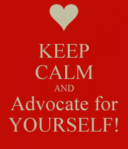 Advocating for Yourself @ ACMAPS Office | Toronto | Ontario | Canada